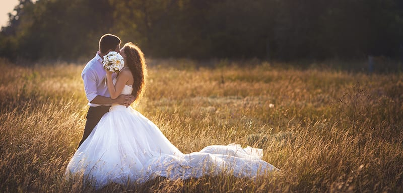 Cypress Lakes Resort Hunter Valley Wedding Dusk