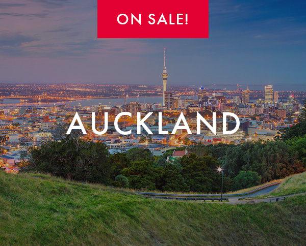 奥克兰 (Auckland)