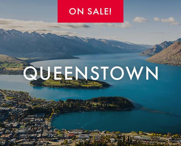 皇后镇 (Queenstown)