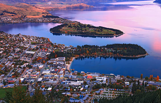 新西兰 (New Zealand)