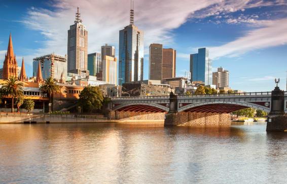 墨尔本 (Melbourne)