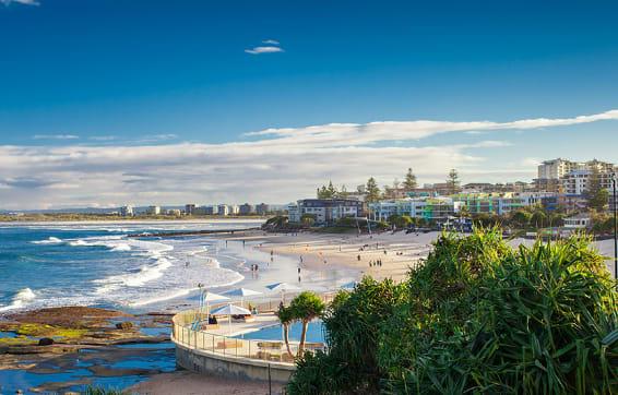 阳光海岸 (Sunshine Coast)