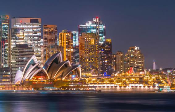 悉尼 (Sydney)
