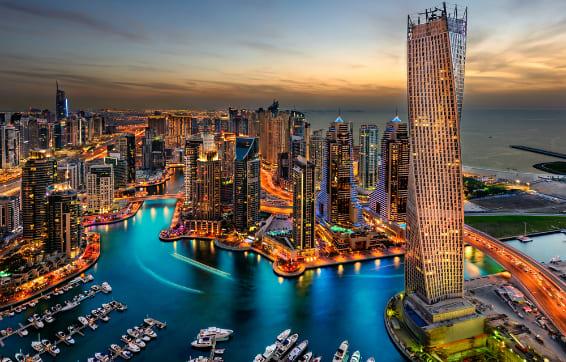 迪拜 (Dubai)